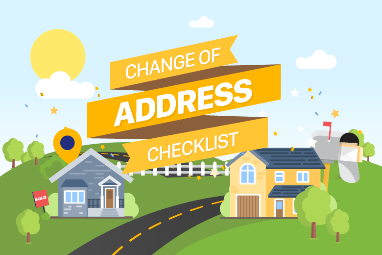 checklist address